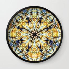 Spiritual Purification Wall Clock