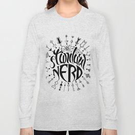 Standar Nerd 2 Long Sleeve T-shirt