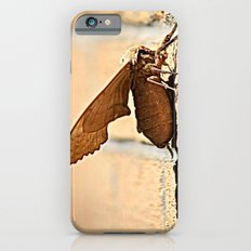 Bubble Blowing Moth  iPhone 6s Slim Case