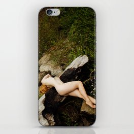 Because I Could Not Fly iPhone Skin