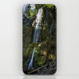 Moon Falls iPhone Skin