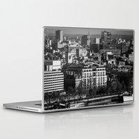england Laptop & iPad Skins featuring London, England by Bradley Wolak Photography