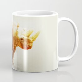 New York Rhyno Coffee Mug