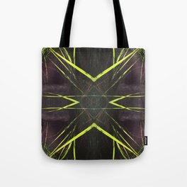 518 - Abstract grass design Tote Bag