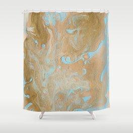 Elated Shower Curtain