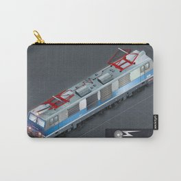 Electric locomotive Carry-All Pouch