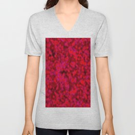 crazed colors 4 Unisex V-Neck