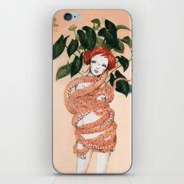 Abrazo iPhone Skin