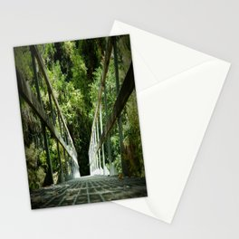 Bridge over Huffam Stream, Abel Tasman National Park (New Zealand Collection) Stationery Cards