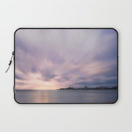 Serene Sunset at Anse Vata Bay in New Caledonia. Laptop Sleeve