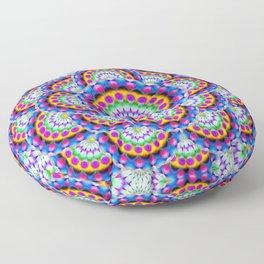 Mandala Psychedelic Visions G324 Floor Pillow