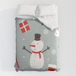 Yay Christmas! Comforters