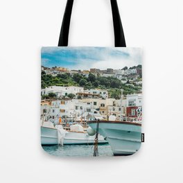 Capri Italy Fine Art Print Tote Bag