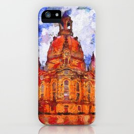 Church of Our Lady iPhone Case