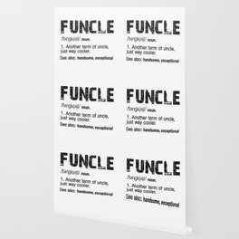 Funcle Fun Uncle Definition For Military Veterans Wallpaper