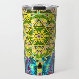 Tree of Life Mandala Dreams by Amelia Carrie Travel Mug