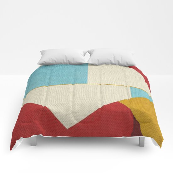 Geometric Thoughts 5 Comforters