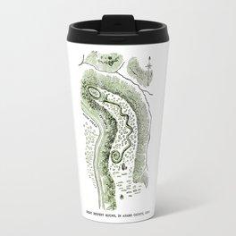 Great Serpent Mound Travel Mug