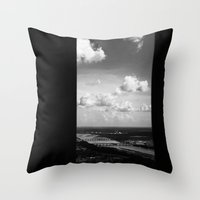 industrial Throw Pillows featuring Industrial by Tanner Albert