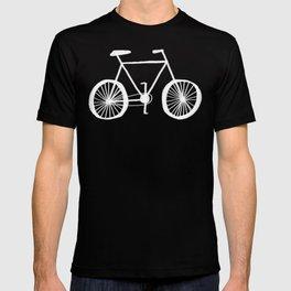 Bicycle Pattern T-shirt