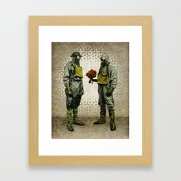 Contagious Love Framed Art Print