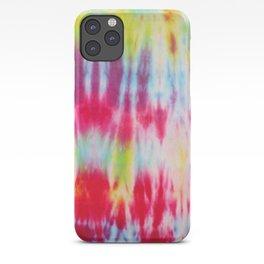 Tie Dye 011 iPhone Case