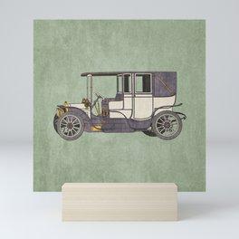 AUTOMOBILE / Vintage Car 003 Mini Art Print
