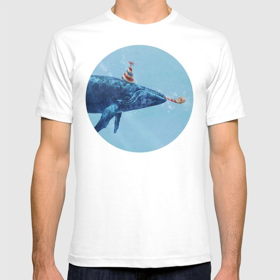 Party Whale  T-shirt