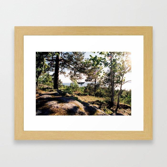 norway Framed Art Print