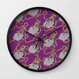 Mini Ellie Wall Clock