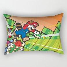Inception Mario Rectangular Pillow