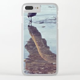 Reflecting Clear iPhone Case