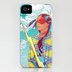 Thunder Woman iPhone (4, 4s) Slim Case