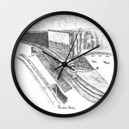 Panama Canal  Wall Clock