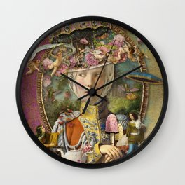 rOuNd aBoUt 5 pm Wall Clock