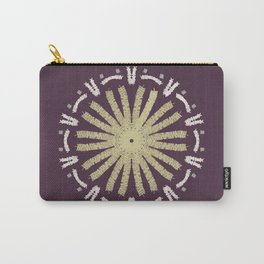 burst of purp Carry-All Pouch