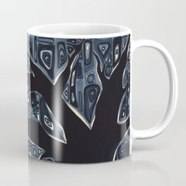 At Dusk: A River or a Tree Coffee Mug