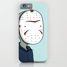 Adventure Time with Jason Voorhees Slim Case iPhone 6s