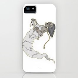 La Llorona / The Weeping Woman iPhone Case