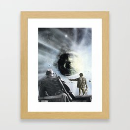 Brother From Another Planet Framed Art Print