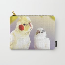 Budgie and Cockatiel Carry-All Pouch