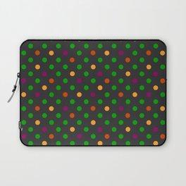 Colorful small polka dot Laptop Sleeve