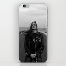 Fenriz Holy Island 2 iPhone Skin