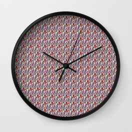 In the Repeat - JUSTART © Wall Clock