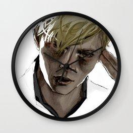 Andrew Minyard ii Wall Clock