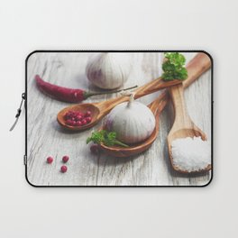 Light spices for the Kitchen Laptop Sleeve