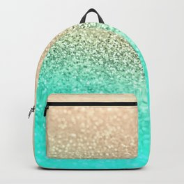 GOLD AQUA Backpack