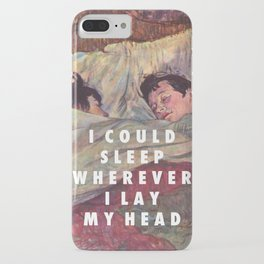 Diplomat's Bed iPhone Case