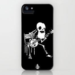 Banjo wildwest iPhone Case
