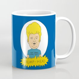 TRUMP-HEAD Coffee Mug